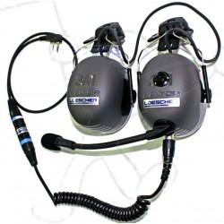 Headset paramoteur LOESCHE