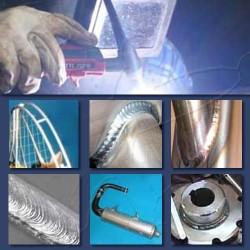 Service - réparation aluminium avec soudage TIG