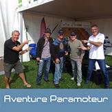 Aventure Paramoteur