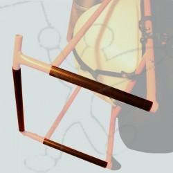 Schutzrohre niedrigen Chassis Miniplane