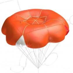 Fallschirmrettungs Begleiter SQR Quadrat Rund