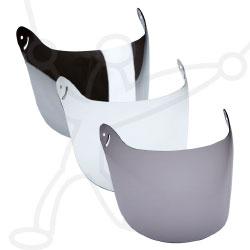 Visiere + kit fixation pour casque Scarab