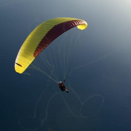 Paraglider ADVANCE ALPHA 6 24 lime demo