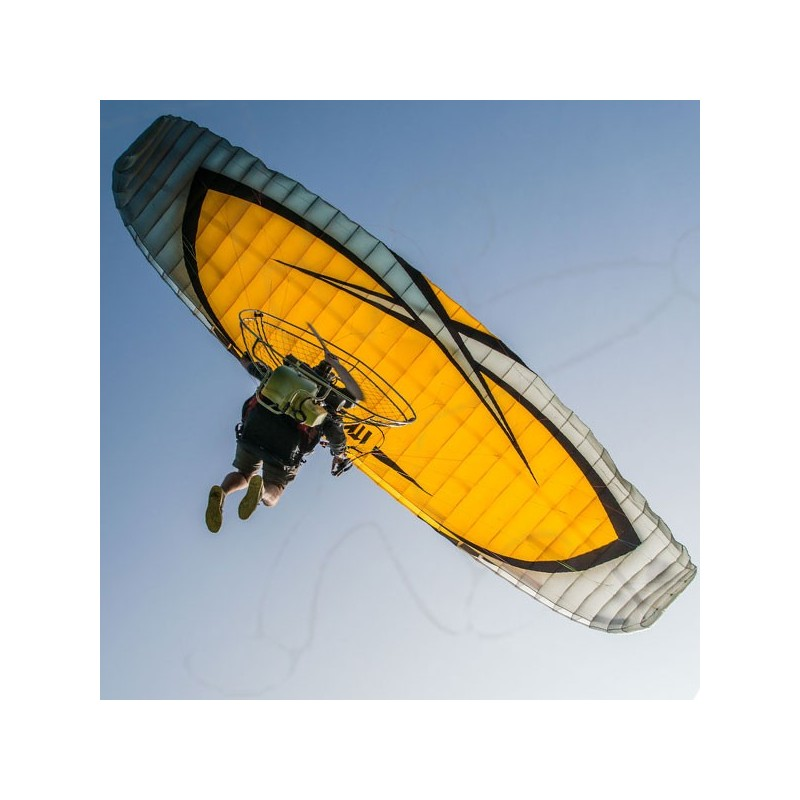Paragliding opportunity ITV Boxer2