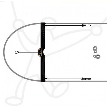 Accelerator SupAir FREESPEE double bar