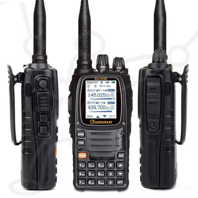 Radio Portable Wouxun UHF/VHF/AM