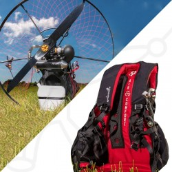 Pack Paramotor Adventure Pluma Confort