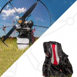 Pack Paramotor Adventure Pluma Light