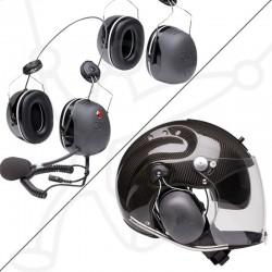 Pack helmet RollBar + 3M-X5