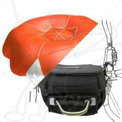 Pack poche parachute cockpit + secours