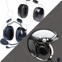 Pack helmet Skyrider + ice-lite headset
