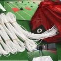 Parachute folding service