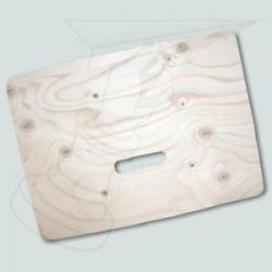 Wooden Seatplate for Miniplane std harness