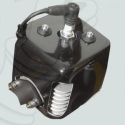 Capot moteur composite