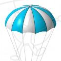 Parachutes de secours