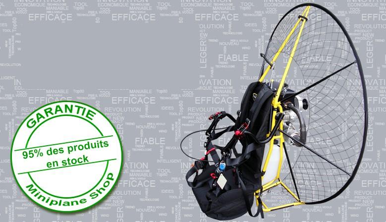 Bienvenue sur notre site dédié au Paramoteur Miniplane